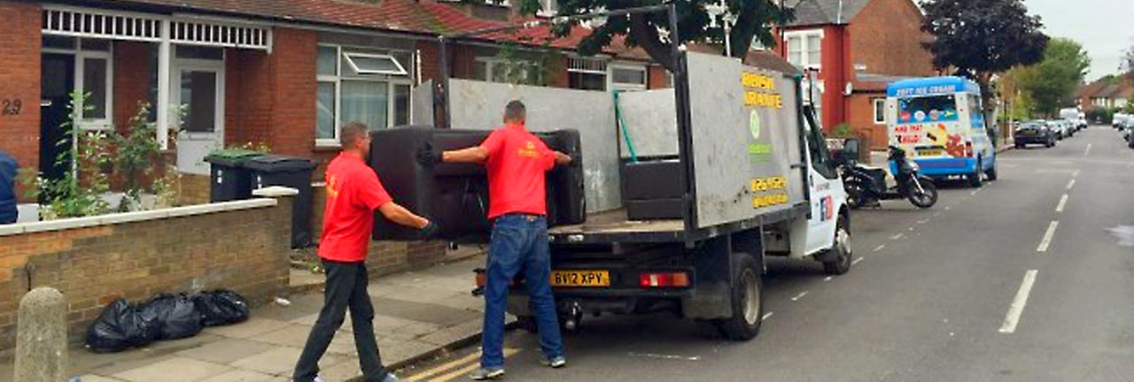 rubbishcut house waste clearance in london