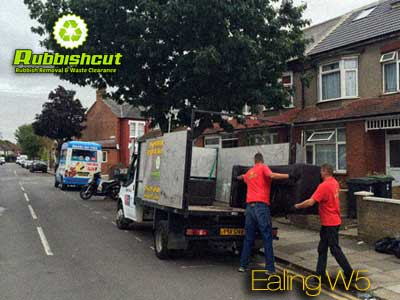 ealing rubbish clearance w5 waste removal ealing w4