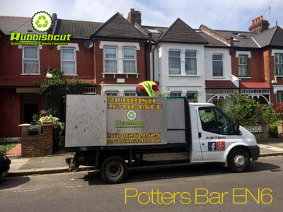 potters bar rubbish removal company