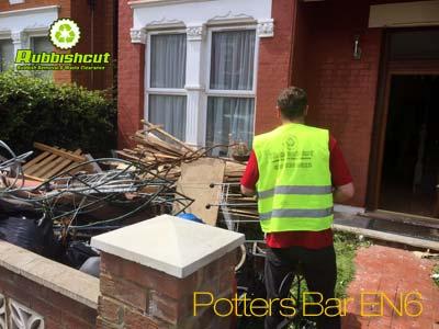 waste clearance in potters bar en6