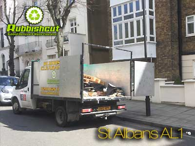 cheap st albans rubbish removal in al1
