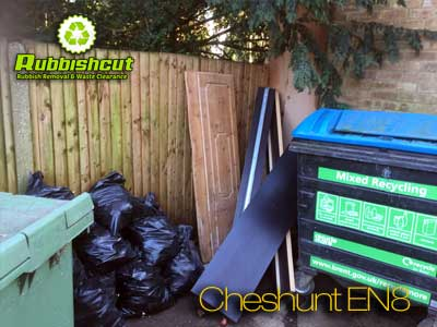cheshunt house clearance garden waste removal in cheshunt