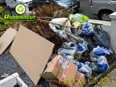 house waste clearance in harlow