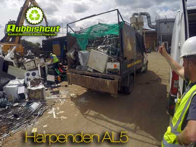 rubbish removal harpenden al5 cheap house office garden waste clearance